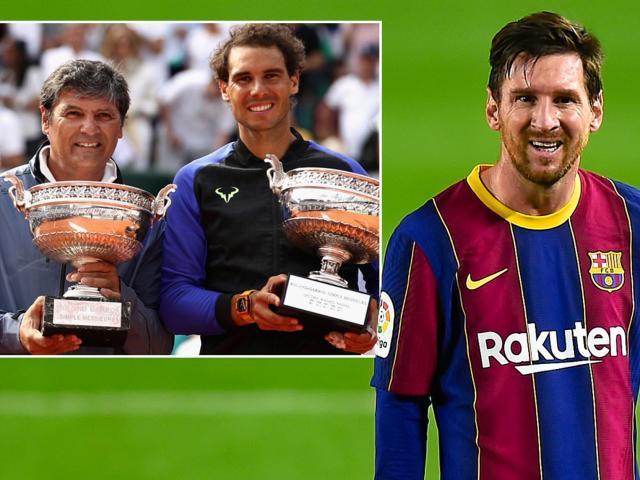 Chú Nadal phò tá ứng viên Chủ tịch Barca, phát biểu bất ngờ về Messi, Neymar