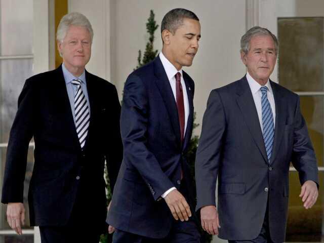 Các cựu tổng thống Mỹ làm gì để kiếm được nhiều tiền sau khi rời Nhà Trắng