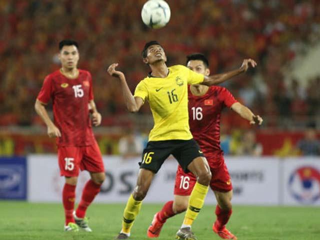 ĐT Việt Nam gặp bất lợi gì nếu ĐT Malaysia rút khỏi vòng loại World Cup 2022?