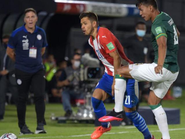 Video highlight trận Paraguay - Bolivia: Đánh rơi chiến thắng, tình thế nguy nan