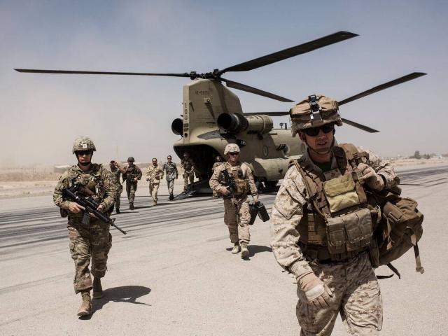 Di sản quân sự cuối cùng của Tổng thống Trump