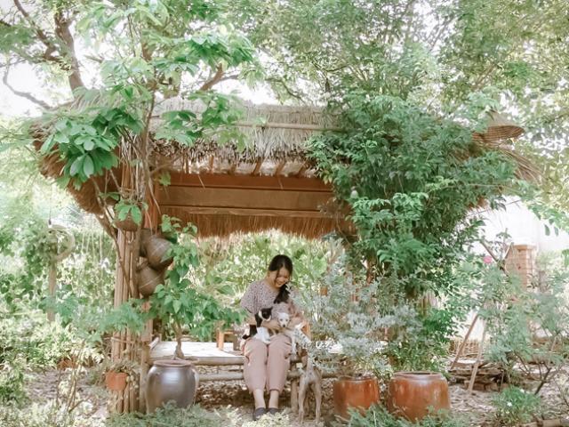 """Cô gái Huế chi 200 triệu sửa nhà cũ thành tổ ấm trên đồi """"vạn người mê"""""""