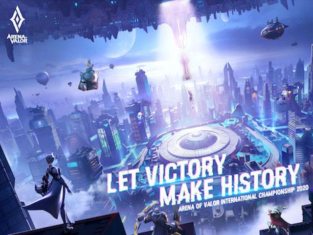 Liên Quân Mobile: Lịch thi đấu của 3 đại diện Việt Nam tại AIC, chinh phục 12 tỉ