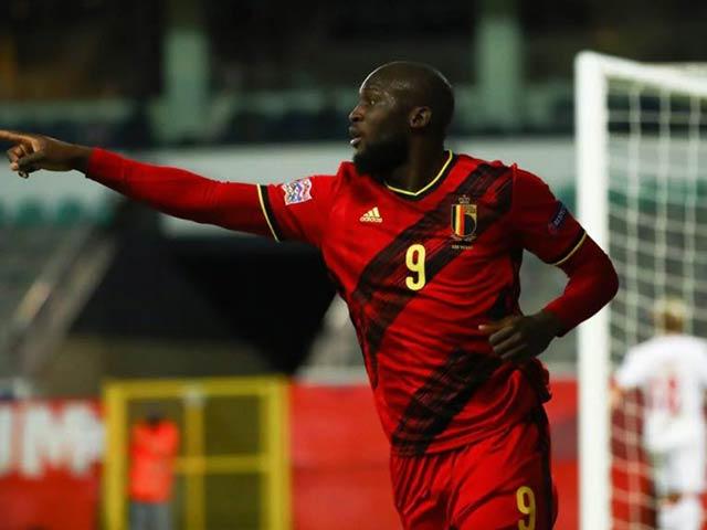 Video highlight trận Bỉ - Đan Mạch: Cú đúp Lukaku, rượt đuổi 6 bàn gay cấn