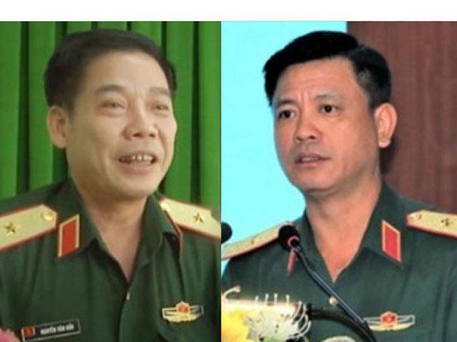 Thủ tướng bổ nhiệm 2 nhân sự cấp cao Bộ Quốc phòng