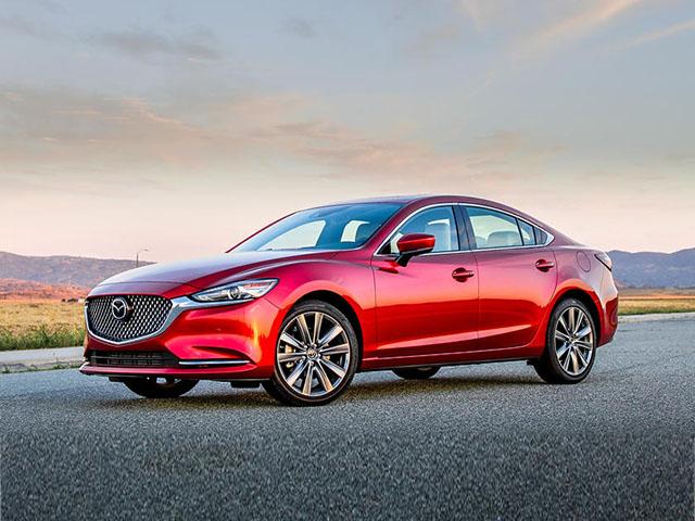 Giá xe Mazda6 lăn bánh tháng 11/2020, ưu đãi 30 triệu đồng