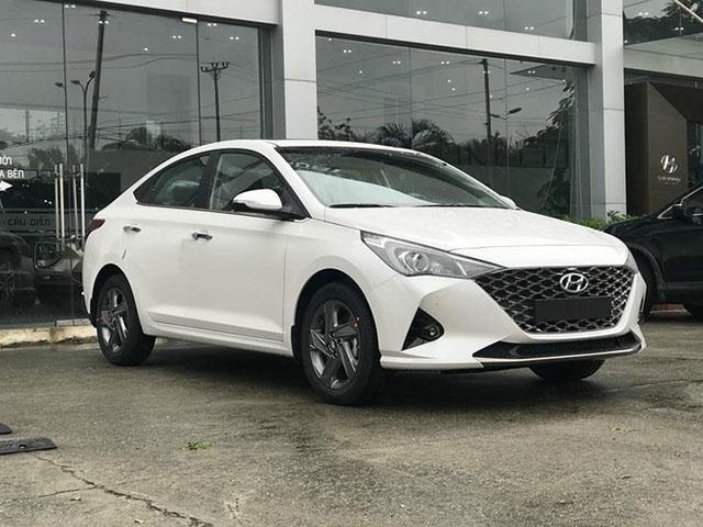 Hyundai Accent 2021 sắp bán tại Việt Nam có giá dự kiến từ 510 triệu đồng