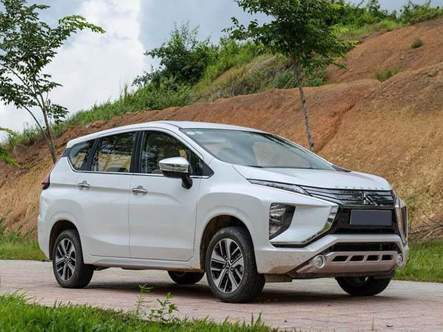 Doanh số xe MPV tháng 10/2020, ngôi vương tiếp tục gọi tên Mitsubishi Xpander