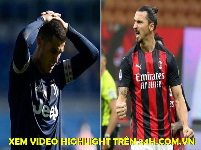 """Đế chế Juventus - Ronaldo bị đánh """"hội đồng"""" tại Serie A, hồi hộp trước vòng 8"""