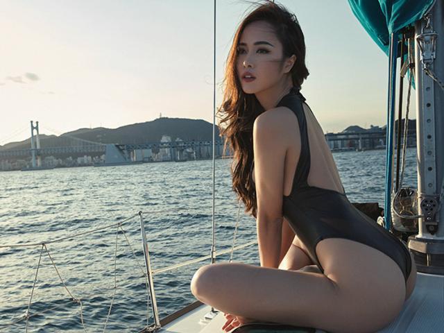 """Chân dài được mệnh danh """"quả bom sexy"""" điện ảnh Việt nóng bỏng cỡ nào?"""