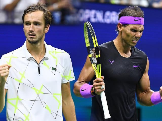 """Medvedev muốn """"đòi nợ"""" Nadal ở bán kết ATP Finals: Hãy mang Rafa tới đây"""