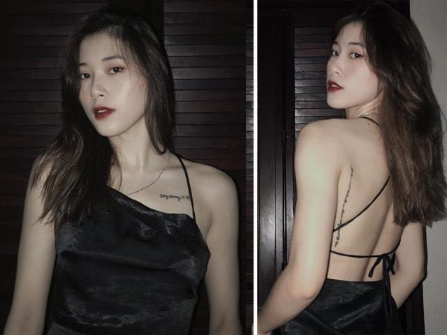 Hot girl bóng chuyền Thu Huyền khoe lưng trần nóng bỏng, Kim Huệ được tặng quà