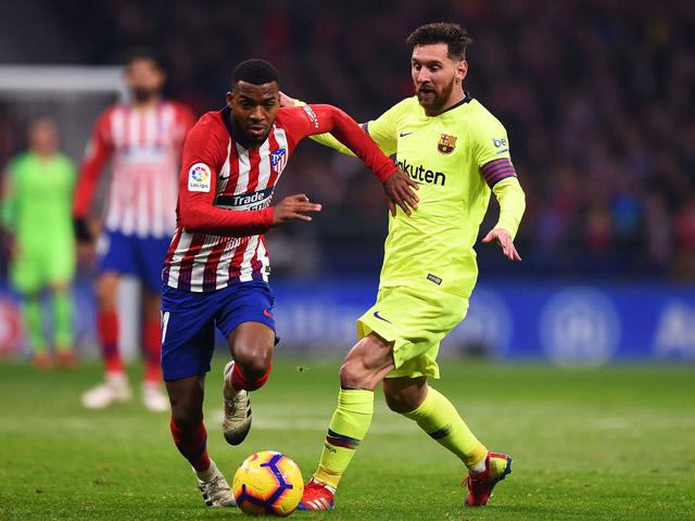 Nhận định bóng đá Atletico Madrid - Barcelona: Thư hùng đỉnh cao, chờ Messi tỏa sáng