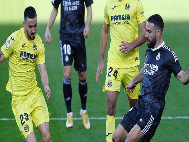 Video highlight trận Villarreal - Real Madrid: Mở điểm bất ngờ, phạt đền ấn định