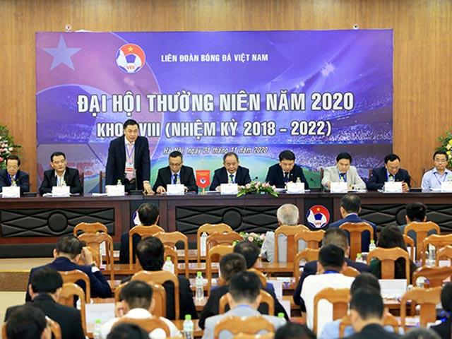 VFF kiếm tiền bị giảm sâu, đặt kỳ vọng vào Phó Chủ tịch Lê Văn Thành