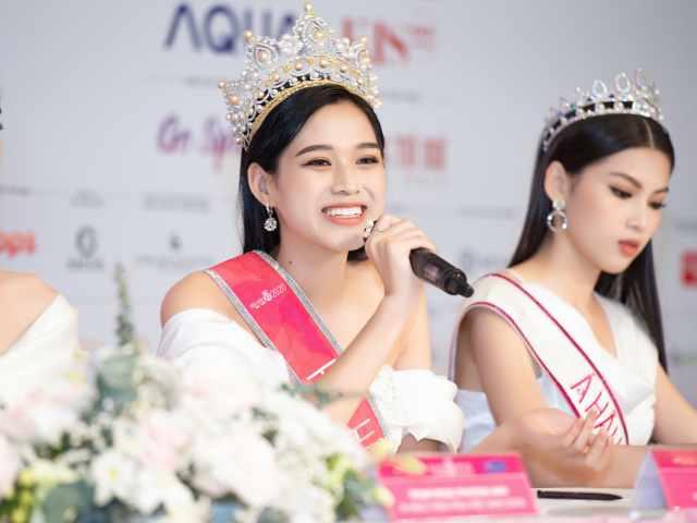 """Hoa hậu Việt Nam 2020 Đỗ Thị Hà: """"Tôi có dọn dẹp lại facebook nhưng không muốn khoá"""""""