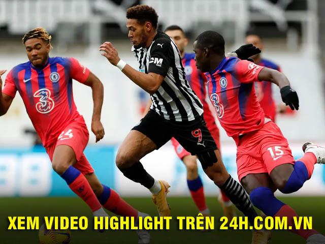 Trực tiếp bóng đá Newcastle - Chelsea: Werner bỏ lỡ đáng tiếc