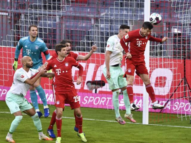 """Video highlight trận Bayern Munich - Werder Bremen: Màn """"vuốt râu hùm"""" gây sốc"""