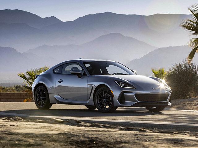 Subaru chính thức trình làng dòng BRZ thế hệ mới