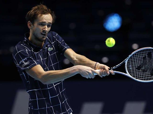 Video tennis Thiem - Medvedev: Ngược dòng đẳng cấp, ngôi báu khó quên (Chung kết ATP Finals)