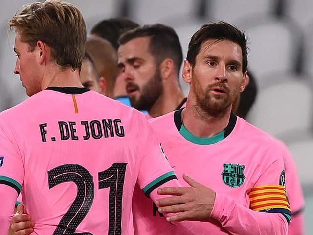 Barca loại Messi khỏi danh sách đá Cúp C1, HLV Koeman lý giải quyết định sốc