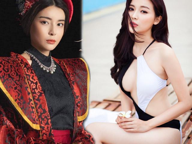 """Nữ diễn viên đảm nhận vai Hoạn Thư trong """"Kiều"""": Tưởng lạ hóa quen"""