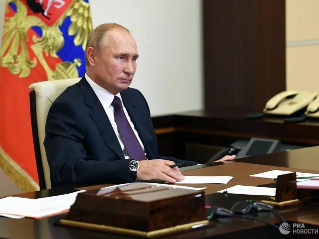 Điện Kremlin tiết lộ lý do ông Putin vẫn chưa tiêm vaccine ngừa Covid-19