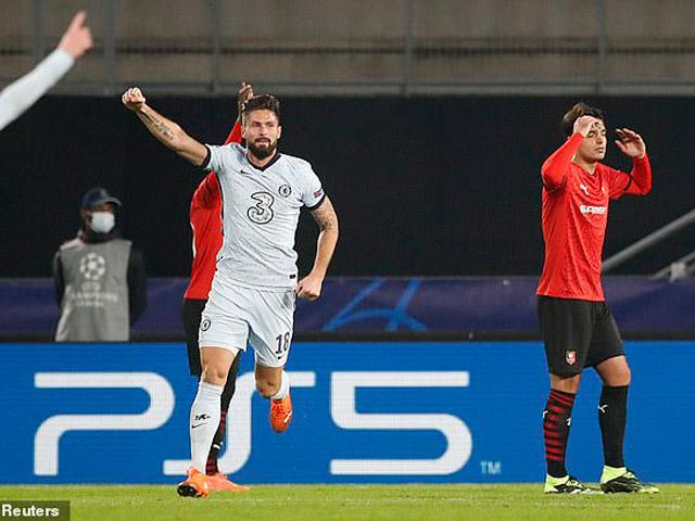 Rennes - Chelsea: Rượt đuổi hấp dẫn, vỡ òa phút bù giờ (Kết quả bóng đá Cúp C1)