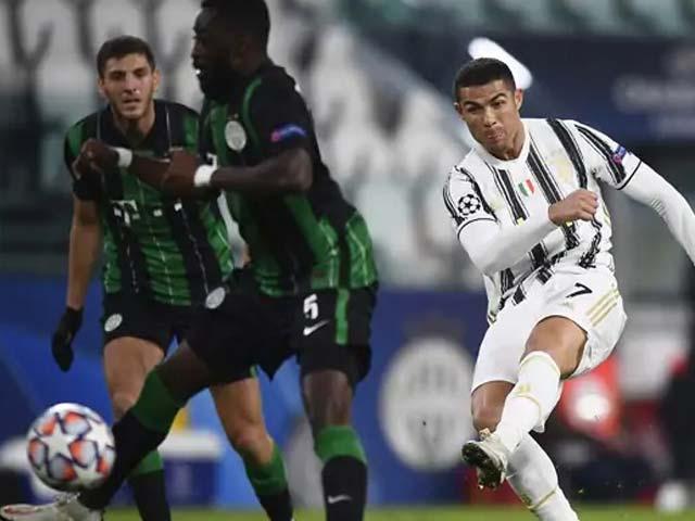 Juventus - Ferencvaros: Dấu ấn Ronaldo, định đoạt cuối trận (Kết quả bóng đá Cúp C1)