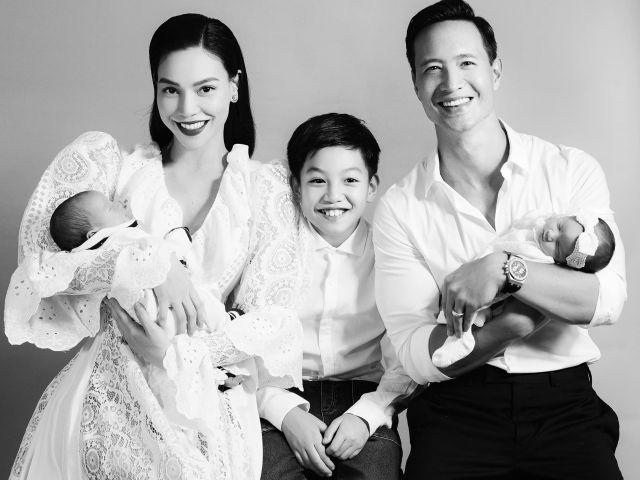 Hồ Ngọc Hà lần đầu tiết lộ về mối quan hệ cùng bố mẹ chồng ngoại quốc