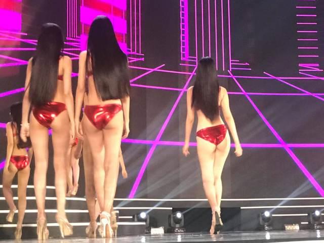 Ồn ào chuyện đồ bơi thí sinh hoa hậu: Tiểu Vy gây sốc khi mặc bikini mà tưởng lầm nội y