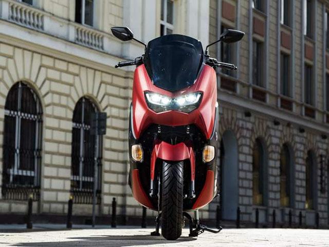Ra mắt Yamaha NMAX 125: Vua tay ga mới là đây!