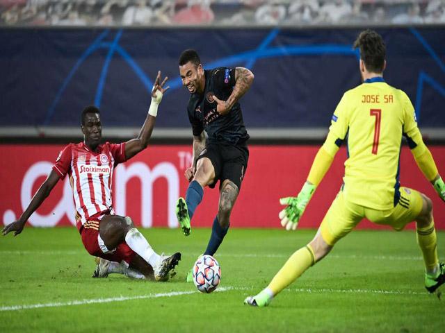 Olympiacos - Man City: Kiến tạo đẳng cấp, sớm đoạt vé vàng (Kết quả bóng đá Cúp C1)