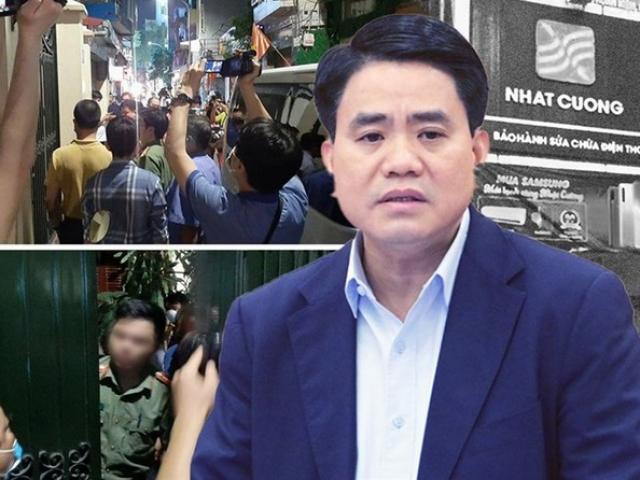 Prosecution of former Hanoi City People's Committee Chairman Nguyen Duke Chung