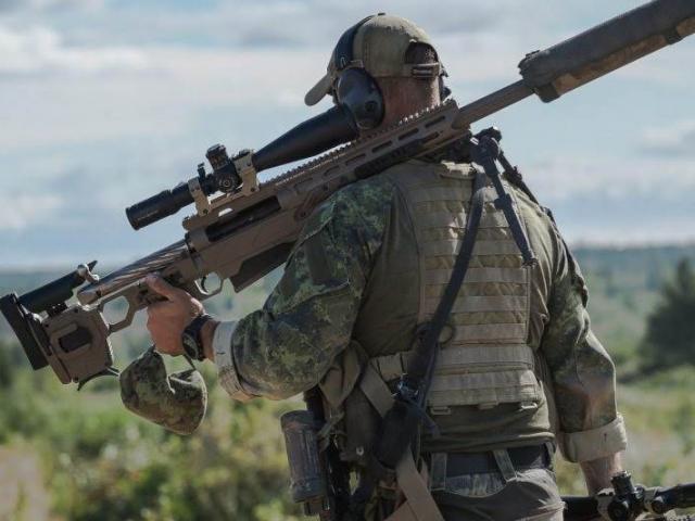 Khẩu súng bắn tỉa xa nhất thế giới hoạt động thế nào?