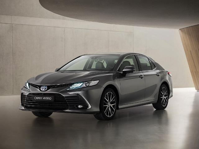 Toyota Camry 2021 chính thức trình làng