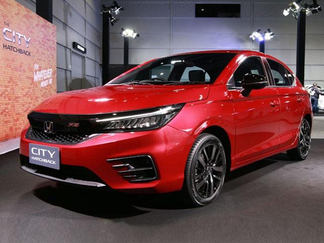 Cận cảnh Honda City hatchback vừa ra mắt, giá từ 458 triệu đồng