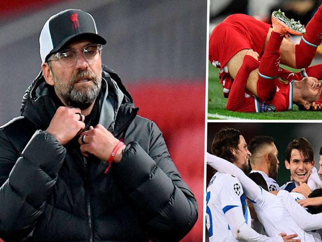 HLV Klopp thừa nhận Liverpool quá tệ, ác mộng 17 năm tái hiện ở Anfield