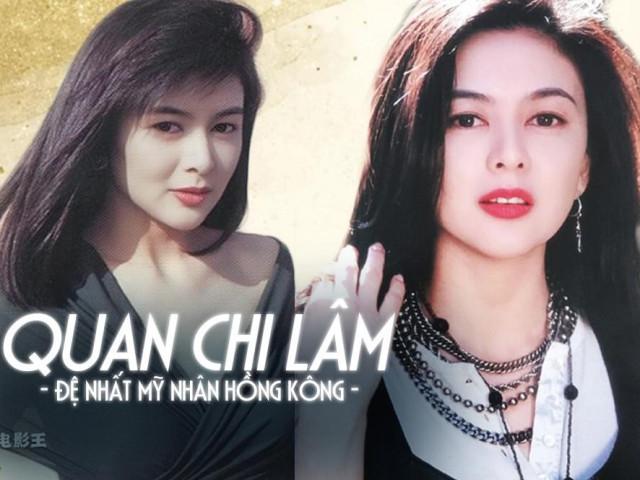 Thổn thức trước vẻ đẹp thời trẻ của 'đệ nhất mỹ nhân Hồng Kông' Quan Chi Lâm
