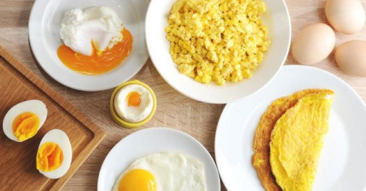Ăn trứng chiên hay trứng luộc, cái nào tốt hơn?