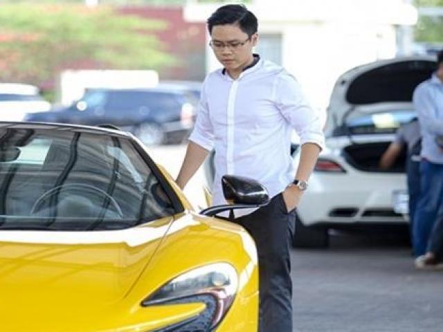 Nhà thiếu gia Phan Thành có tới 15 siêu xe khủng, chẳng thiếu Lexus hay BMW