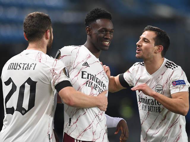 Kết quả bóng đá Europa League, Molde - Arsenal: Hiệp 2 bùng nổ, chính thức giành vé
