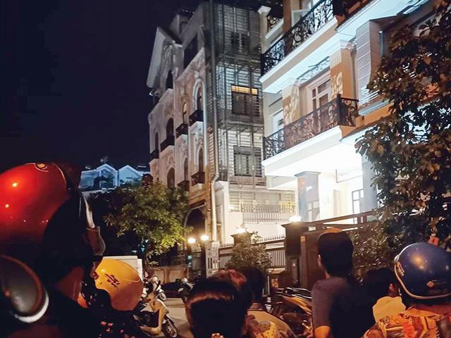 Phát hiện thi thể trong vali tại một căn nhà ở Sài Gòn