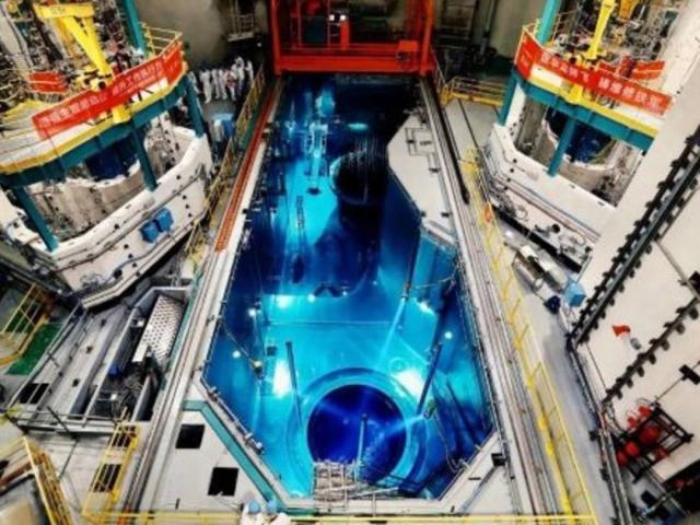 """TQ: Lò phản ứng điện hạt nhân """"cây nhà lá vườn"""" đầu tiên ra mắt"""
