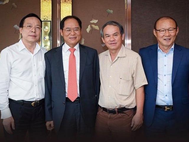 Đại gia Việt đưa tiền cho bầu Đức trả lương ông Park Hang-seo là ai?