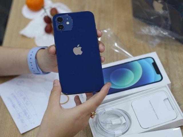 Tại sao iPhone 12 chưa thể kết nối mạng 5G tại Việt Nam?