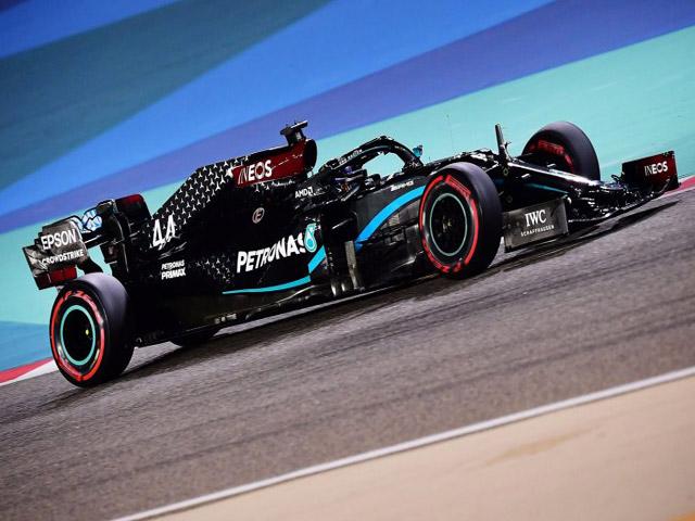 Đua xe F1, phân hạng Bahrain GP 2020: Hamilton có lần thứ 98 giành pole