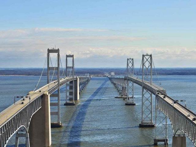 Cây cầu ly kỳ nhất nước Mỹ, ai không vững tay lái phải hẹn đặt lái xe hộ trước 2 ngày