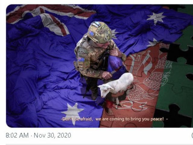 Úc yêu cầu Trung Quốc xin lỗi