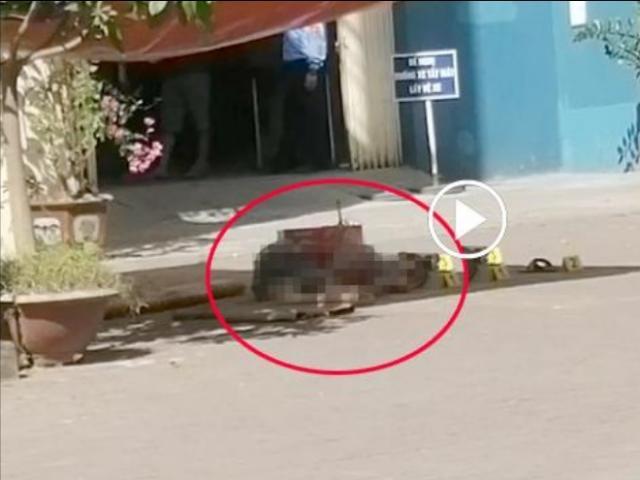 HN: Hoảng hồn chứng kiến người đàn ông rơi từ tầng 6 chung cư xuống đất